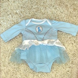 Cinderella Baby Outfit